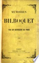 Memoires De Bilboquet  3