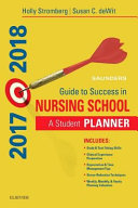 Saunders Guide to Success in Nursing School  2017 2018