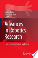 Advances in Robotics Research