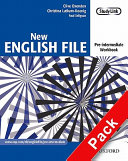 New English File: Pre-intermediate: Workbook with key and MultiROM Pack Vocabulary More Words To Learn Question