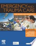 Emergency and Trauma Care for Nurses and Paramedics   eBook Book PDF
