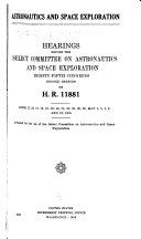 Astronautics and Space Exploration