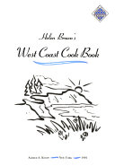 Helen Brown s West Coast cook book
