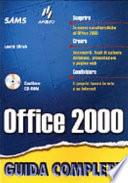 Office 2000  Guida completa
