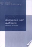 Religionen und Nationen