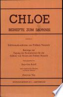 Editionsdesiderate zur Fr  hen Neuzeit
