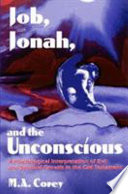 Job  Jonah  and the Unconscious Book PDF