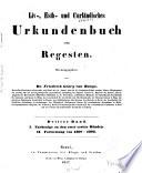 Liv-estund-kurländisches urkundenbuch