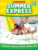 Summer Express Between Grades 7   8