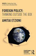 Foreign Policy  Thinking Outside the Box Aims To Provoke Reconsiderations Of