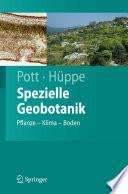 Spezielle Geobotanik