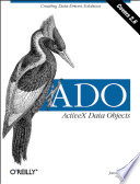 ADO ActiveX Data Objects
