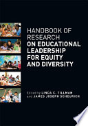 Handbook of Research on Educational Leadership for Equity and Diversity