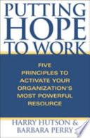 Putting Hope to Work