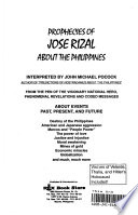 Prophecies of Jose Rizal about the Philippines