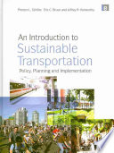 An Introduction To Sustainable Transportation