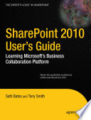 SharePoint 2010 User   s Guide