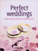 download ebook perfect weddings pdf epub