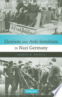 Zionism and Anti Semitism in Nazi Germany