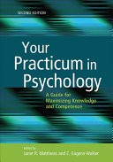 Your Practicum in Psychology