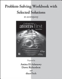 Problem Solving Workbook for Chemistry: Atoms First