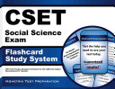 Cset Social Science Exam Flashcard Study System