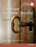 Corporate Computer Security Global Edition