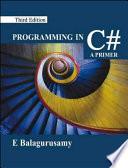 Programming In C#, 3E