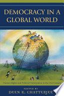 Democracy in a Global World