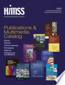 HIMSS Publications   Multimedia Catalog