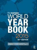 The Europa World Year Book 2015
