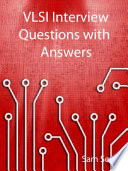 VLSI Interview Questions with Answers