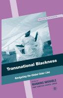 download ebook transnational blackness pdf epub