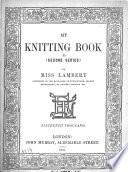 My Knitting Book