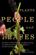 Plants, People, and Places Book