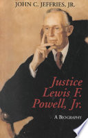 Justice Lewis F  Powell  Jr