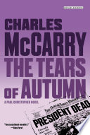 Tears of Autumn  A Paul Christopher Novel