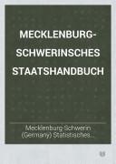 Mecklenburg-Schwerinsches Staatshandbuch
