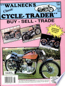 WALNECK'S CLASSIC CYCLE TRADER, AUGUST 1992