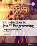 Intro to Java Programming  Comprehensive Version  Global Edition