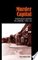 Murder Capital book