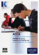 F3 Financial Accounting FA  INT UK    Exam Kit