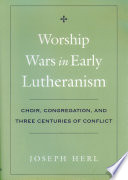 Ebook Worship Wars in Early Lutheranism Epub Joseph Herl Apps Read Mobile