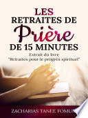 illustration du livre Les Retraites de Quinze Minutes
