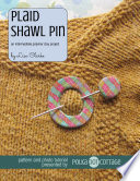 Plaid Shawl Pin