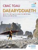 CBAC TGAU Daearyddiaeth  WJEC GCSE Geography Welsh language edition