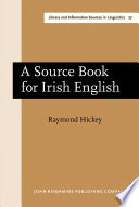 A Source Book for Irish English