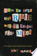 download ebook how to read the bible without losing your mind pdf epub