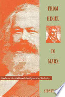 From Hegel to Marx