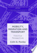 Mobility Migration And Transport